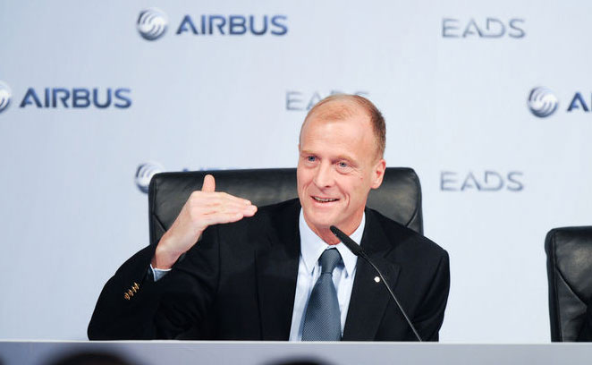 Tom Enders, patron d'Airbus Group © Airbus/C. Brinkmann