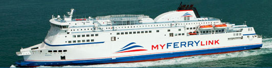 MyFerryLink a connu un record d'affluence estival © MyFerryLink