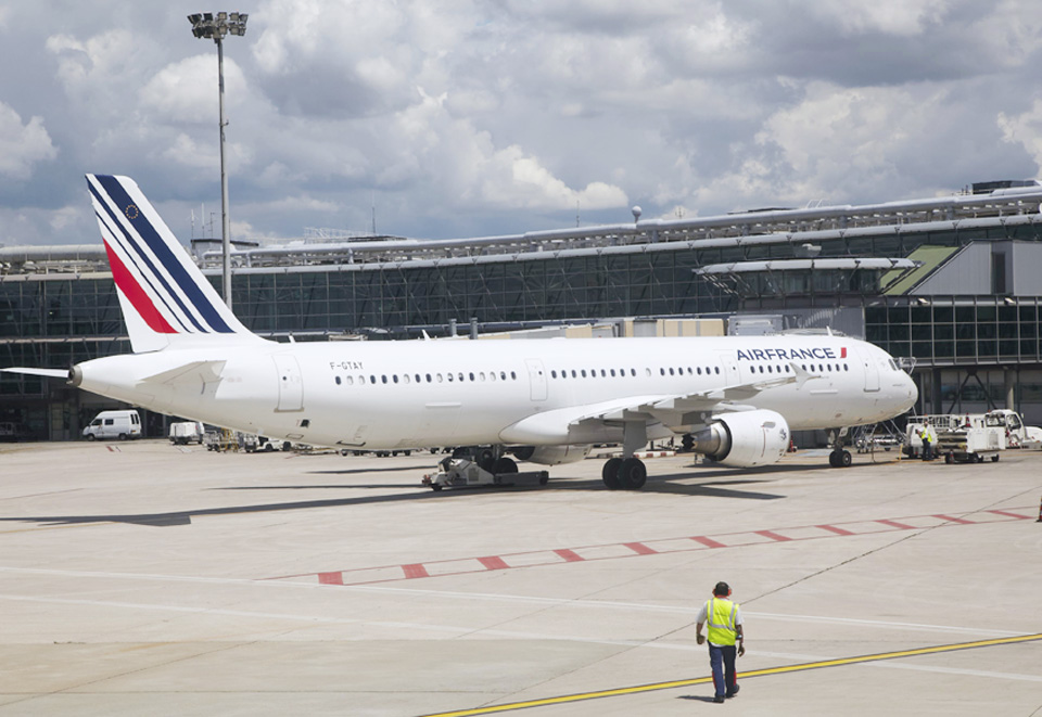 "Chez Air France, le plan d'économies ""Perform"" avait déjà succédé au plan ""Transform"" © Air France"