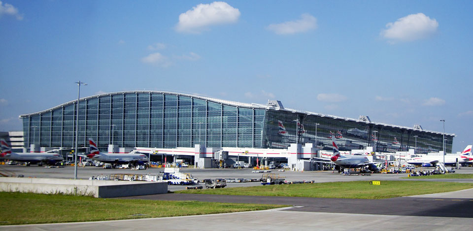 Heathrow, le premier aéroport d'Europe devant Paris et Francfort © Londres-Heathrow