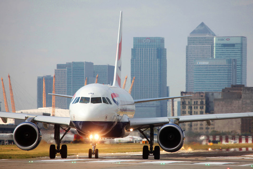 Le trafic a progressé de 2,7 % chez British Airways © British Airways
