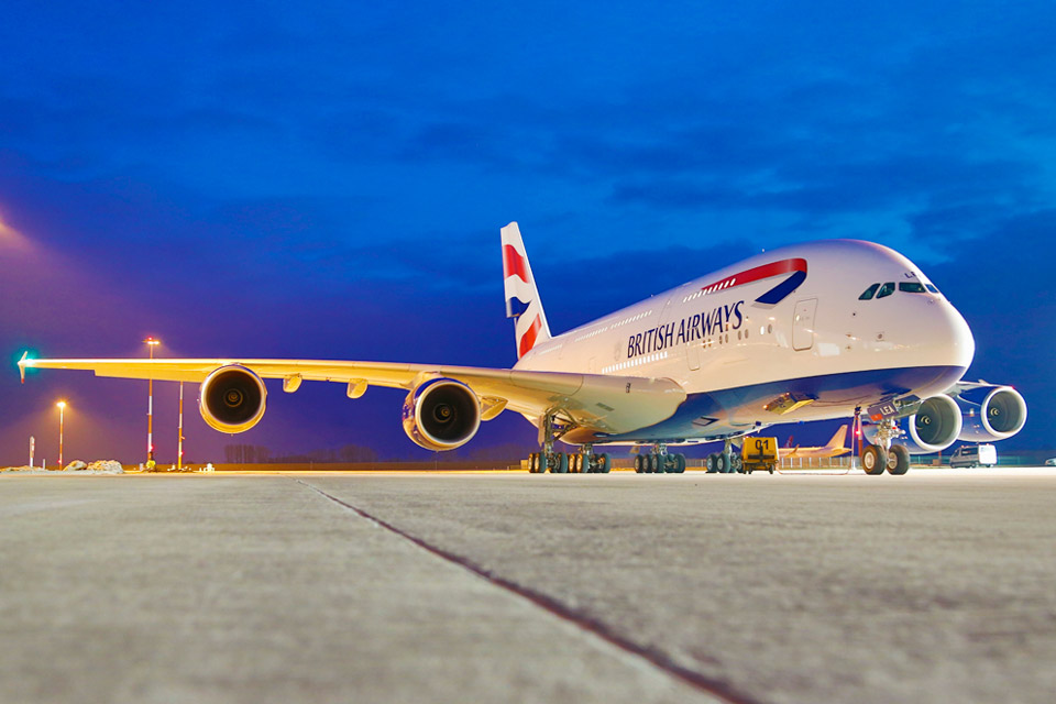 © British Airways