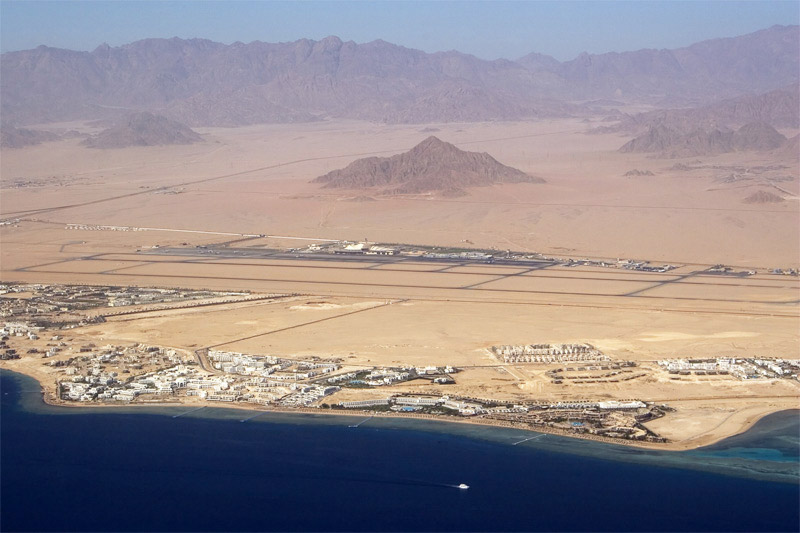 © Sharm el-Sheikh Airport