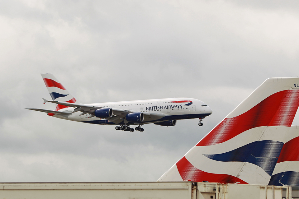 British Airways va dépasser le nombre de 20.000 personnels navigants © Miles Willis for Getty
