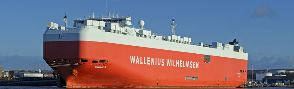 WWL a accepté de s'acquitter d'une amende de 98,9 millions de dollars © Port of Gothenburg