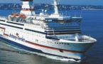 Brittany Ferries redoute une saturation des ports, en cas de Brexit dur © Brittany Ferries