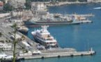 Au port de Nice, les mesures de pollution démarreront en septembre © Atmosud